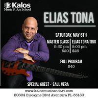 Elias Tona. Master Class &amp Concert