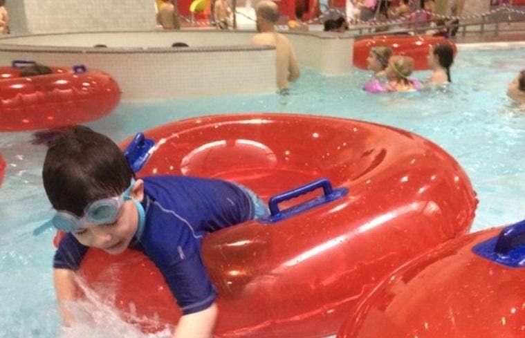 HPS Family Swim Party