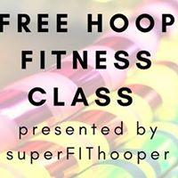 Free hoop fitness class