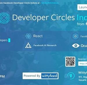 Facebook Developer Circle Meetup - Indore