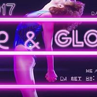 Glue &amp Glow Party  New Years Night