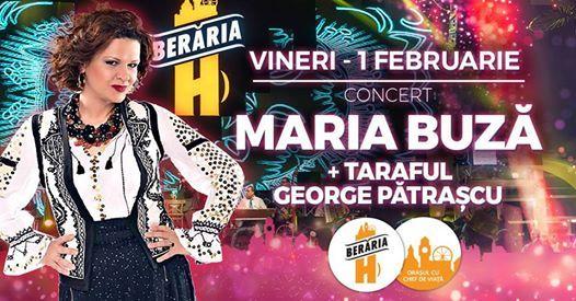 Concert Maria Buz  Taraful George Ptracu