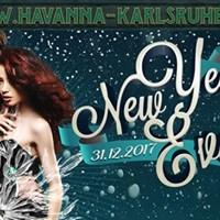 New Years Eve Havanna  Welcome 2018