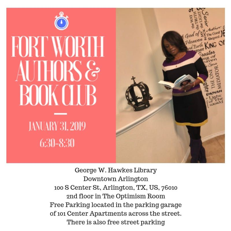 Fort Worth Authors & Book Club