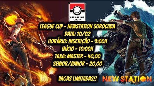 League Cup New Station Sorocaba