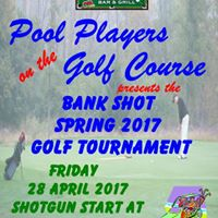 Bank Shot Golf Toutnament