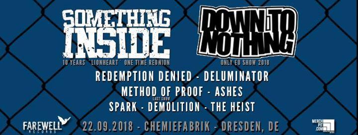 Bringin It Down Fest 2018 - SOLD OUT -