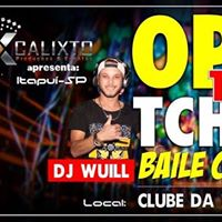 Baile Open The Tcheka Open Bar - Itapui Clube da Terceira Idade