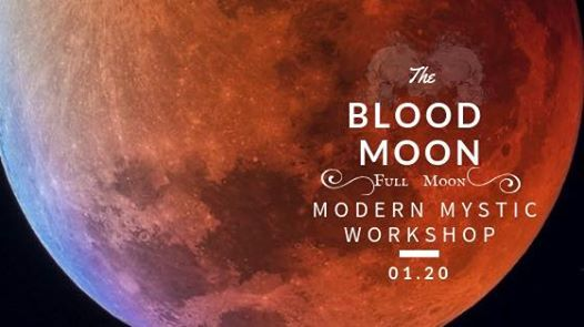 Blood Moon Modern Mystic Workshop