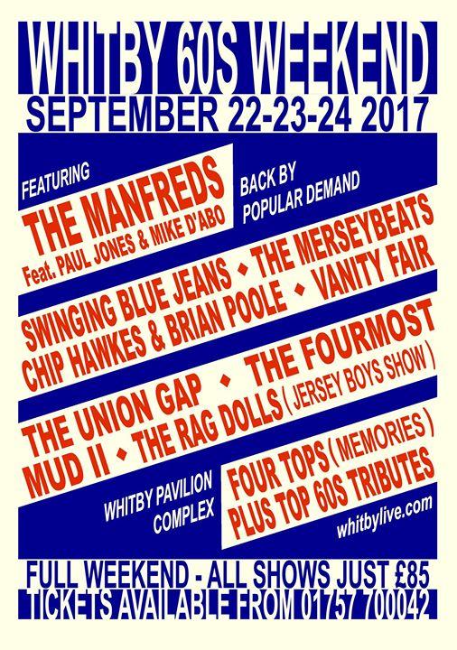 Whitby 60's Festival