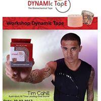 Workshop DYNAMIc TaPE - Bucuresti