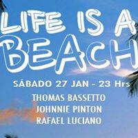 2701 Life is a Beach - Balnerio Praia