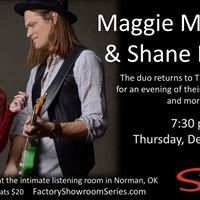 Maggie McClure &amp Shane Henry at Actor Factory Showroom