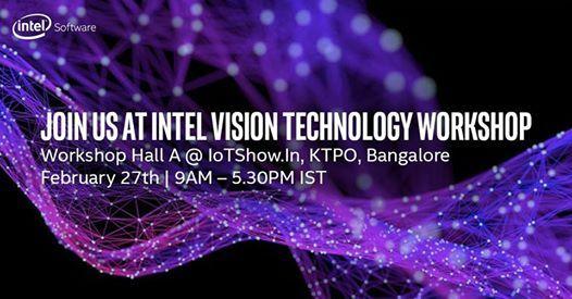 Intel Vision Technology Workshop