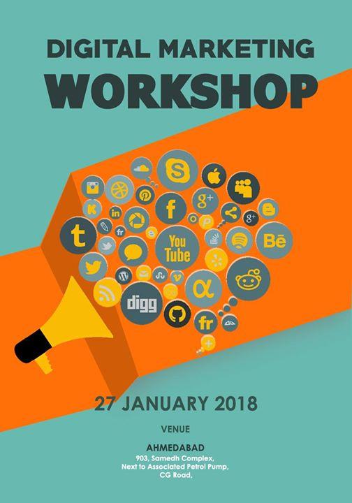 Free Digital Marketing Workshop - Fundamentals