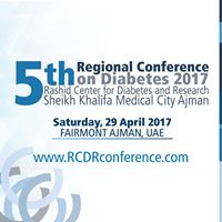 5th Regional Conference on Diabetes 2017