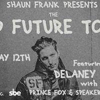 Shaun Frank The No Future Tour at Create