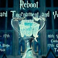 Triwizard Tournament and Yule Ball
