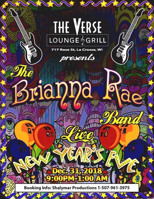 New Years Eve Party at The Verse Lounge & Grill717 Rose St, La ...