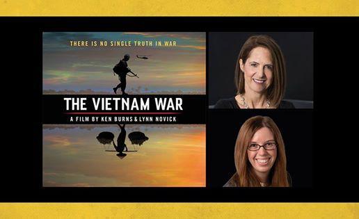 Vietnam War Speaker Series Lynn Novick & Alyssa Rosenberg