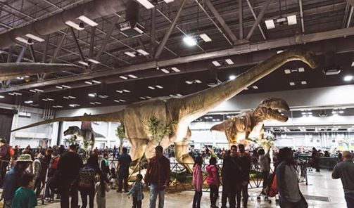 Jurassic Quest is coming to LOS ANGELES CA