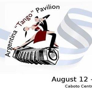 Argentina TANGO Pavilion  Folklorama 2018