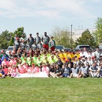 2017 motionball Marathon of Sport Kingston