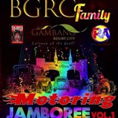 BGRC Family Motoring Jamboree 2018