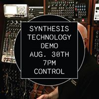Synthesis Technology Demo at Control