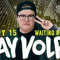 Ray Volpe w Sozen AMPliFLY TrvpSquad  Feb. 15th Waiting Room