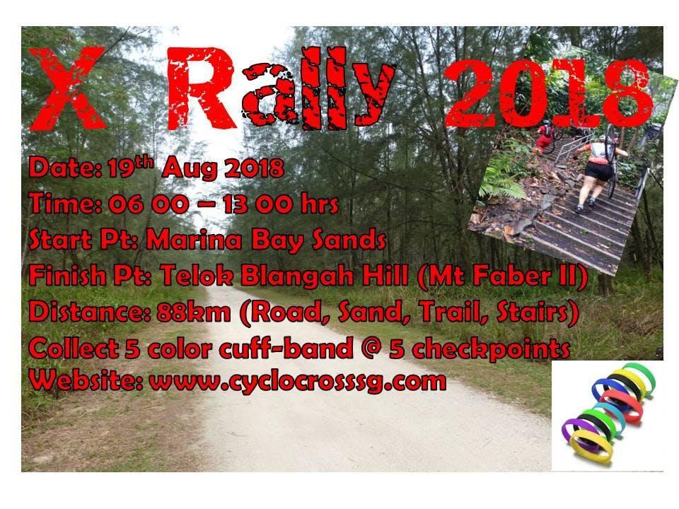 X Rally 2018