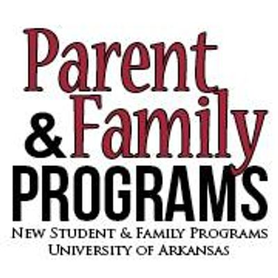 Parent & Family Programs - University of Arkansas