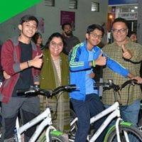 Friday Night Ride with MYBYK Cycling - Jan 19