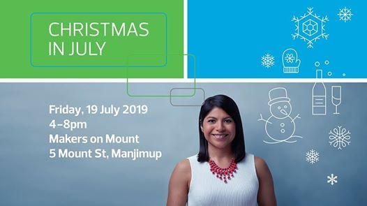 Christmas In July Australia 2019.Christmas In July At 5 Mount St Manjimup Wa 6258 Australia