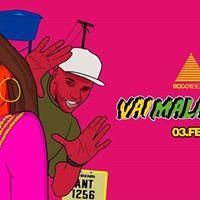 Rocknbeats  Vai Malandra  03.02  Open Bar