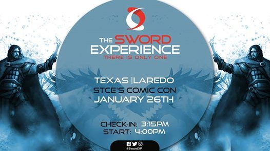 The Sword Experience in Laredo TX