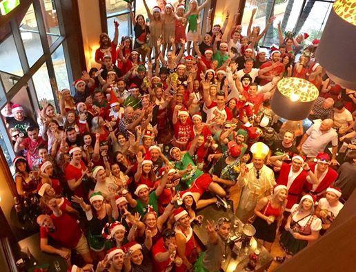 26th Annual Christmas Pubcrawl