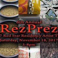 RezPrez - Annual AIR Artist Talks