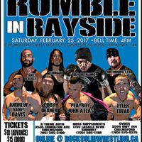 Rumble In Rayside Brought To You By OPSEU Region 6