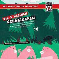 Die drei kleinen Schweinchen (Theaterstck)