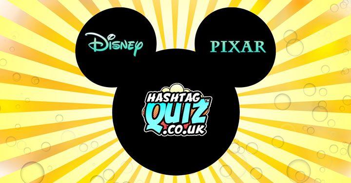Hashtag Quiz Does Disney Part 2 - The Parsonage Leigh