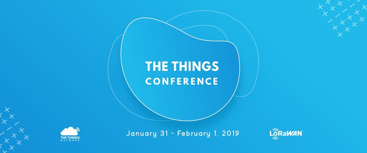 The Things Conference 2019