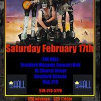 DESTROYER CanadaHowzat Stratford Masonic Concert Hall