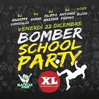 Bomber School Party  Venerd 22.12  XL