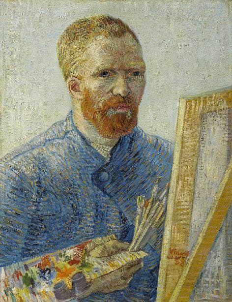 Tour guidato al museo Van Gogh in italiano per bambini (4-8 anni)