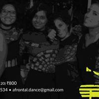 In Da Fro  Afro Dancehall Workshop Bangalore