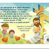 Escuela Bblica de invierno