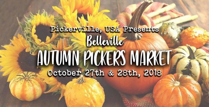 Belleville Autumn Pickers Market