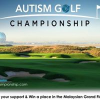 Autism Golf Championship  Al Zorah Golf Club
