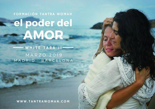 WHITE TARA II - Barcelona - El Poder del Amor